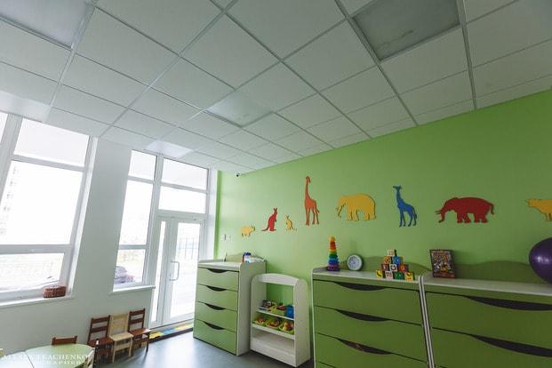 Комната детского садика ArtFamily в Обнинске